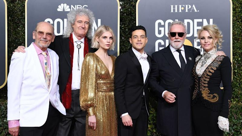 'Bohemian Rhapsody' Wins Best Motion Picture - Drama at 2019 Golden Globes in Huge Upset Over 'A Star Is Born'