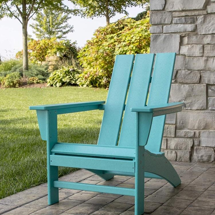 Polywood Modern Adirondack Chair. (Photo: Amazon)