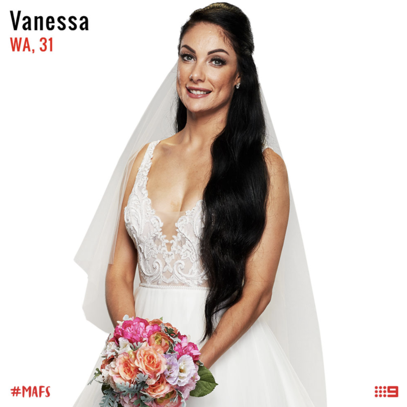 married at first sight Vanessa Romito