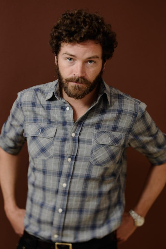 PARK CITY, UT - JANUARY 24:  Actor Danny Masterson poses for a portrait during the 2012 Sundance Film Festival at the Getty Images Portrait Studio at T-Mobile Village at the Lift on January 24, 2012 in Park City, Utah.  (Photo by Larry Busacca/Getty Images)