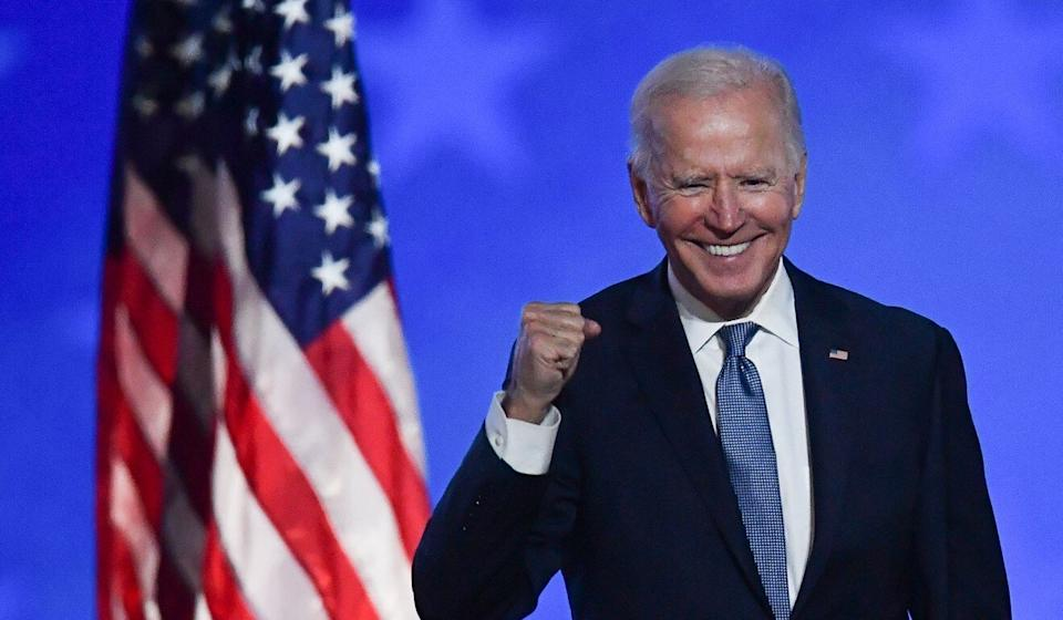 US President-elect Joe Biden. Photo: AFP