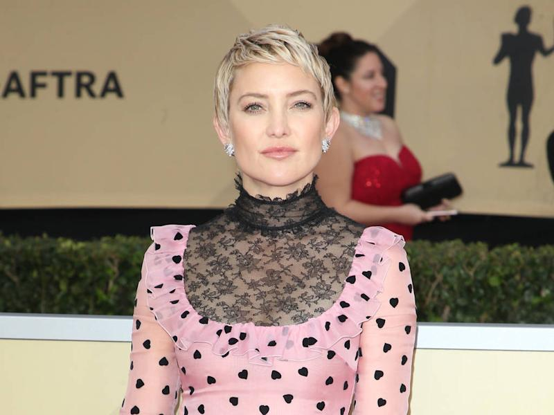 Kate Hudson 'not impressed' with holiday weight gain