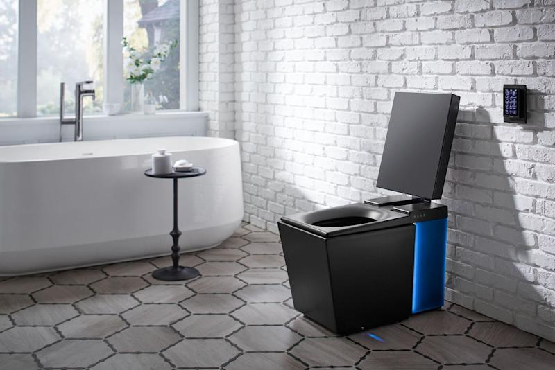 Kohler's Numi 2.0 Intelligent Toilet is a $ 7,000 Alexa-enabled toilet. Source: Kohler