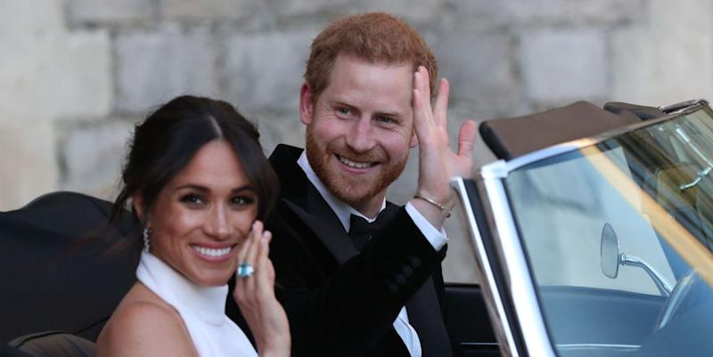 Meghan Markle and Prince Harry 'SNUB' Camilla's birthday party for Charles