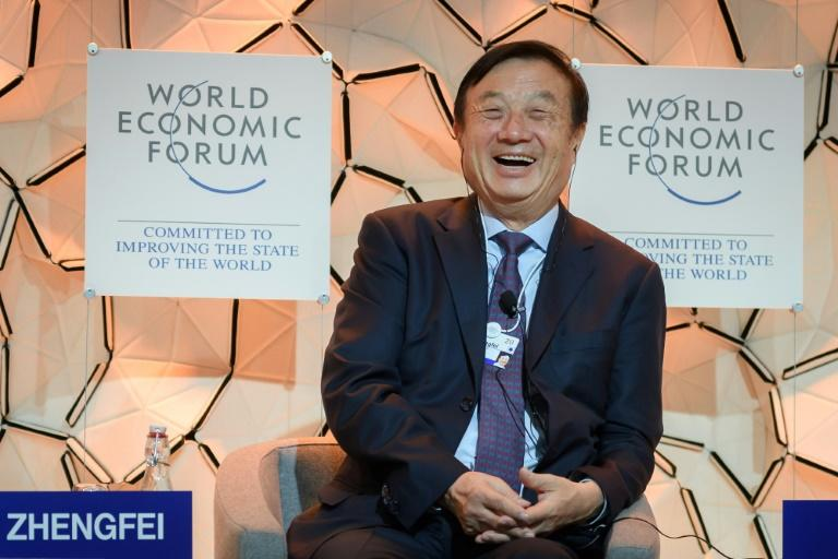 Huawei CEO Ren Zhengfei says he believes any additional measures by the United States against his company will not have a very significant impact