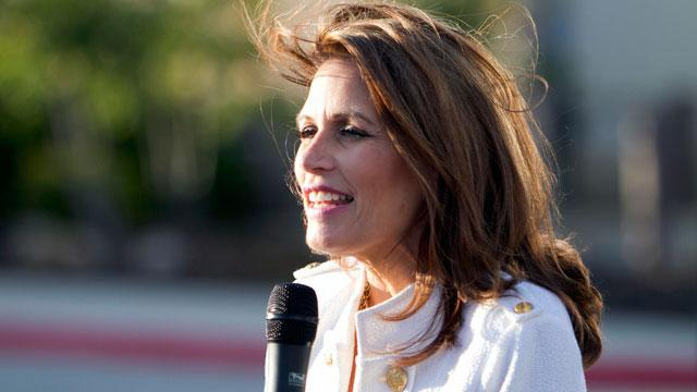 US Embassy in Iran? Michele Bachmann's 'Oops' Moment
