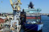 Russia's nuclear-powered icebreaker Sibir is one of four aimed at ensuring Moscow's dominance over the melting Arctic