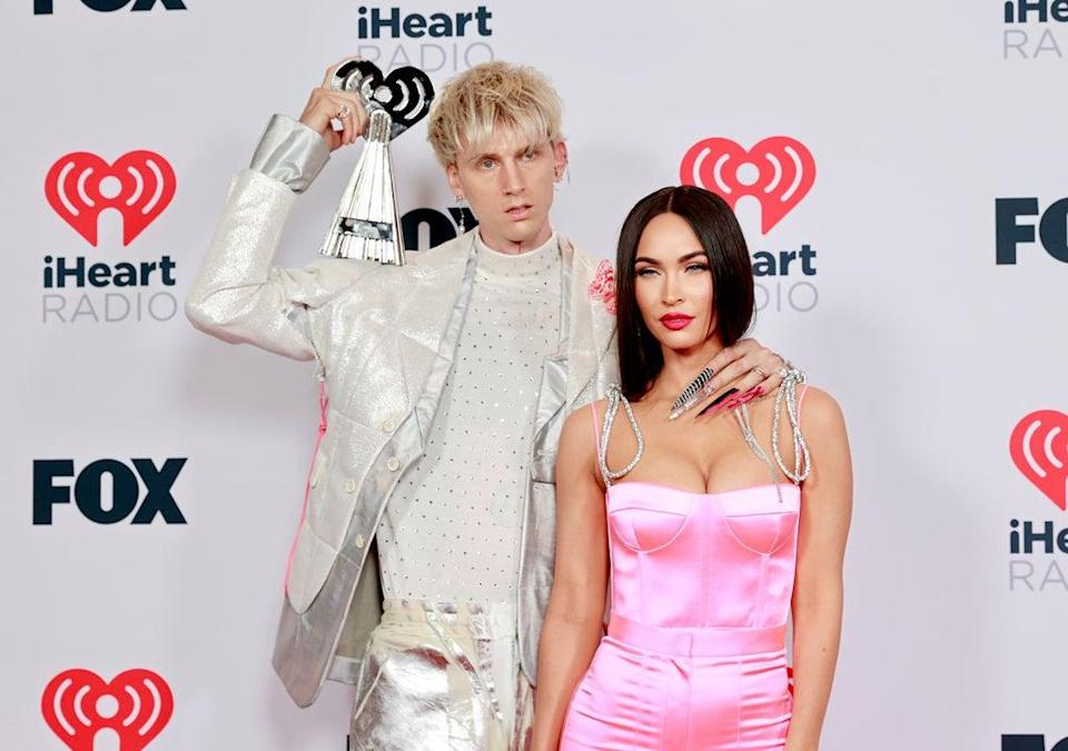 Megan Fox opens up about connection with Machine Gun Kelly (Getty Images for iHeartMedia)