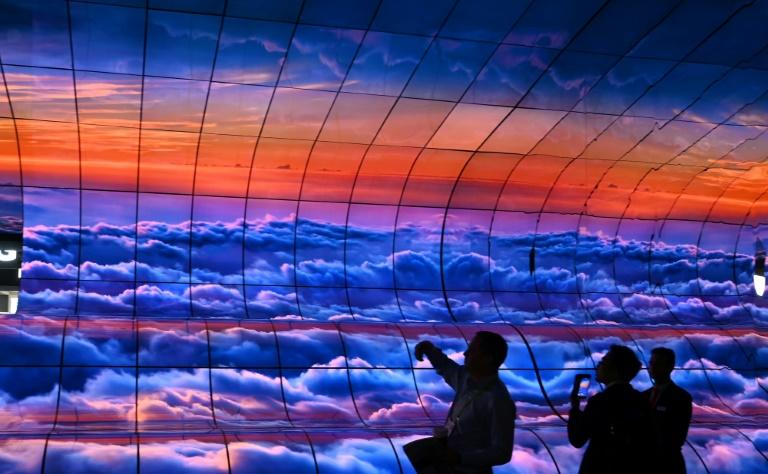 LG's curved OLED televisions were among the products shown at the 2019 Consumer Electronics Show; the 2020 show is expected to see more innovations in the sector