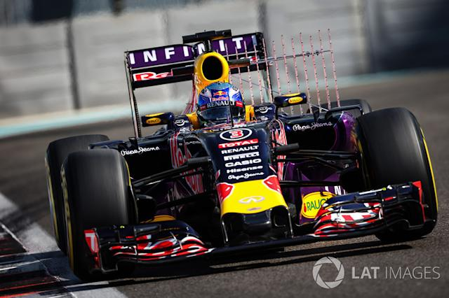 """2015: Red Bull-Renault RB11 <span class=""""copyright"""">Sutton Motorsport Images</span>"""