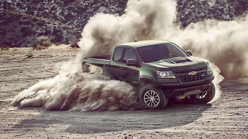 Chevrolet Colorado ZR2: GM Joins the Off-Road Fray