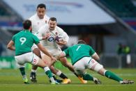 Autumn Nations Cup - England v Ireland