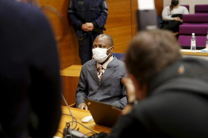 Massaquoi appeared in court in Finland earlier this month