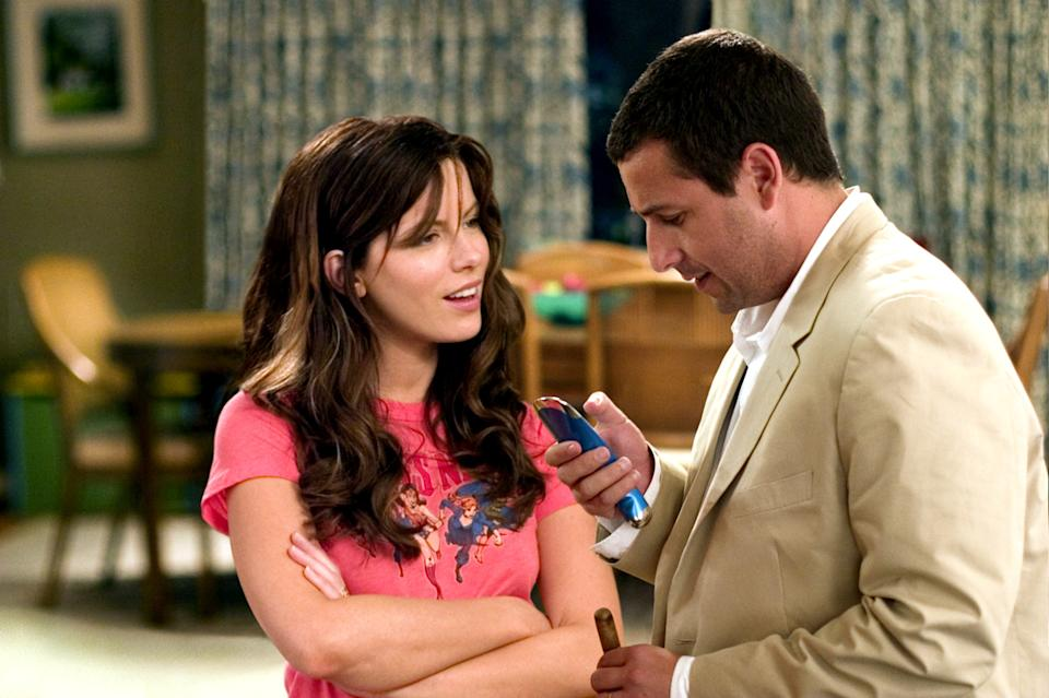 CLICK, Kate Beckinsale, Adam Sandler, 2006. ©Sony Pictures/ Courtesy Everett Collection