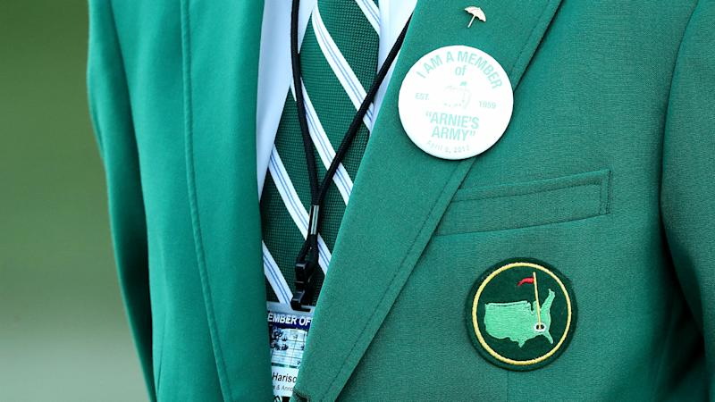 Masters green jacket bought for $5 in thrift store sells for $139K