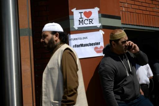 Gritty part of Manchester recalls 'angry' suicide bomber