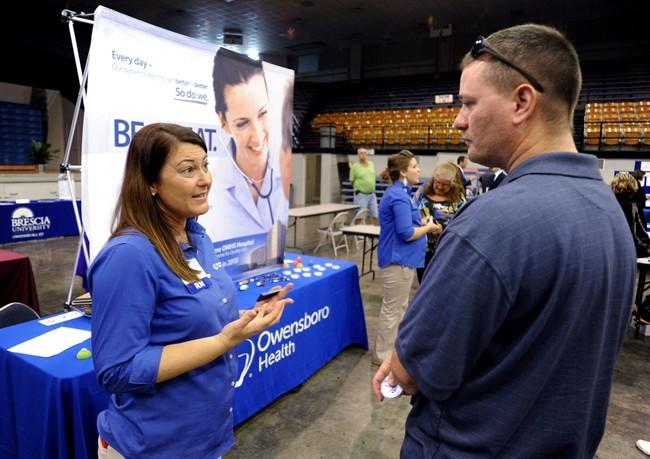 Hiring slows in September as US employers add 148K jobs; unemployment rate falls to 7.2 pct