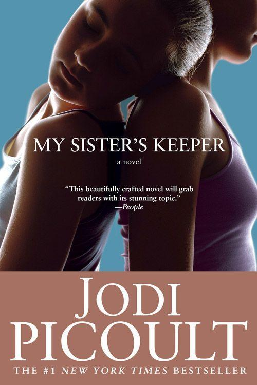 """<p><strong><em>My Sister's Keeper</em> by Jodi Picoult</strong></p><p><span class=""""redactor-invisible-space"""">$9.00 <a class=""""link rapid-noclick-resp"""" href=""""https://www.amazon.com/My-Sisters-Keeper-Jodi-Picoult/dp/1444754343/ref=tmm_pap_swatch_0?tag=syn-yahoo-20&ascsubtag=%5Bartid%7C10063.g.34149860%5Bsrc%7Cyahoo-us"""" rel=""""nofollow noopener"""" target=""""_blank"""" data-ylk=""""slk:BUY NOW"""">BUY NOW</a> </span></p><p><span class=""""redactor-invisible-space""""><em>My Sister's Keeper, </em>one of Jodi Picoult's best works, discusses moral and ethical issues of genetic engineering. Sara and Brian Fitzgerald's daughter, Kate, is diagnosed with leukemia. <br>Willing to do whatever it takes to keep Kate alive, the Fitzgeralds have another child, Anna. Even though Anna and Kate develop a bond closer than most sisters, after 11 years of procedures, Anna is done being forced to give her life to her sister. She hires her own lawyer, and the divide slowly begins to tear the family apart. </span></p>"""