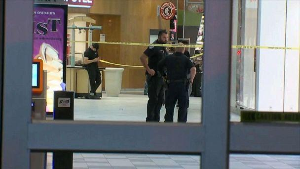 PHOTO: A shooting took place at the Valley Plaza Mall in Bakersfield, Calif., on Nov. 25, 2019. (APTN)