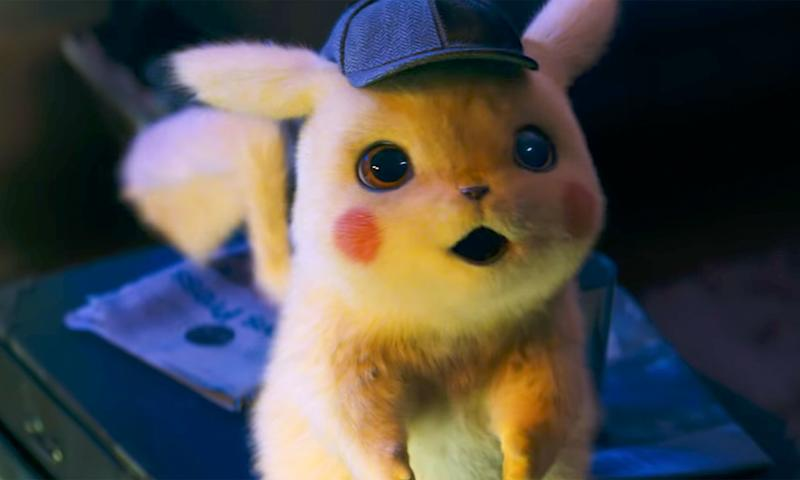 Ryan Reynolds'   Pokémon Detective Pikachu Called 'So Cute' in Sweet First Reactions