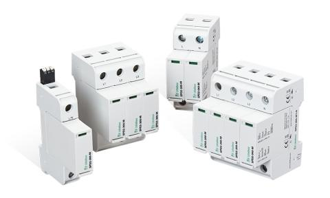 Littelfuse Introduces New SPD2 Type 2 Surge Protection Device (SPD) Product Line