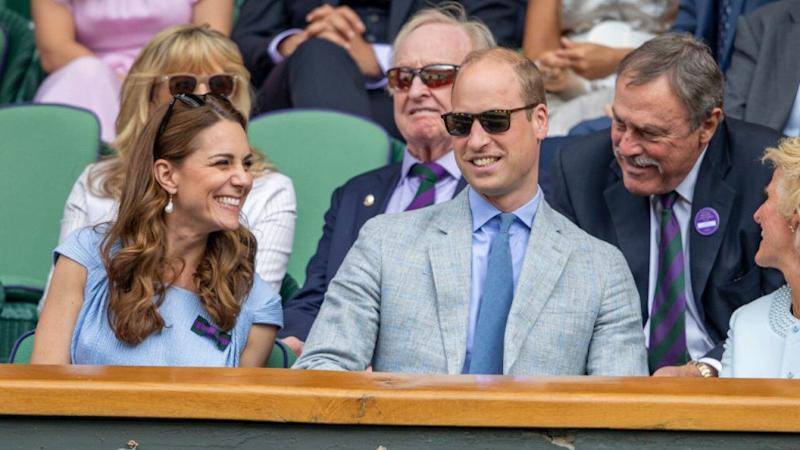 Kate Middleton Receives Adorable Gift for Prince Louis During Sunday Funday at Wimbledon