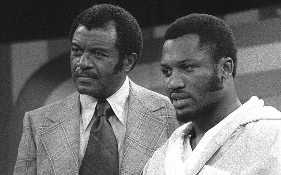 Eddie Futch and Joe Frazier -Deontay Wilder's trainer deserves a bonus, not the sack – he saved his career and may have saved his life too - AP