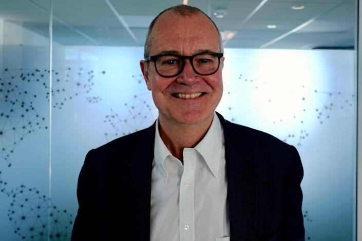 Sir Patrick Vallance in a still from Jabbed!  Inside Britain's Vaccine Triumph (Channel 4)