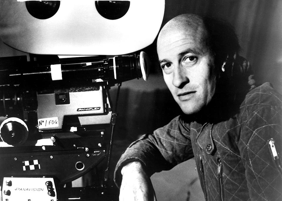 Richard Lester on the set of 'Superman II.' The director of 'A Hard Day's Night' famously replaced Richard Donner behind the camera. (Photo: Courtesy Everett Collection)