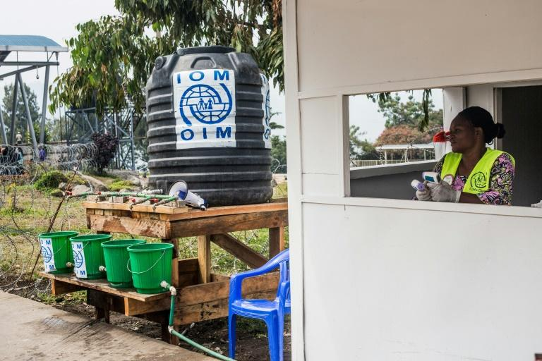 In August, Rwanda briefly closed its border with DR Congo when the first Ebola cases were recorded in Goma