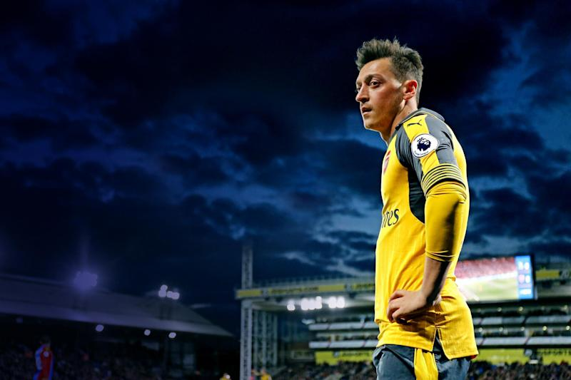Moving issues: Mesut Ozil: Rex Features