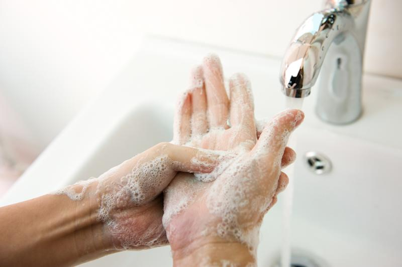 97 percent of people wash their hands wrong. Here's why
