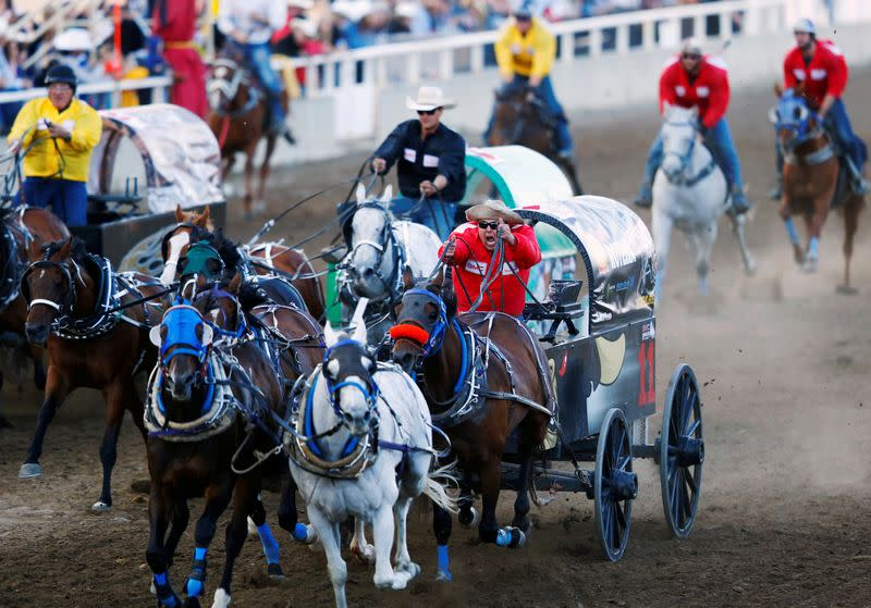 Calgary's renowned Stampede pulled for first time due to COVID-19