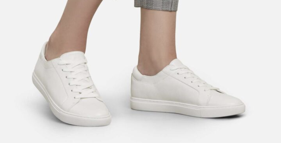 Kam Leather Sneaker (Credit: Kenneth Cole)