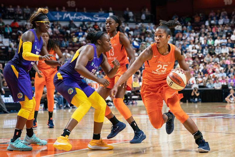 WNBA ICO cryptocurrency