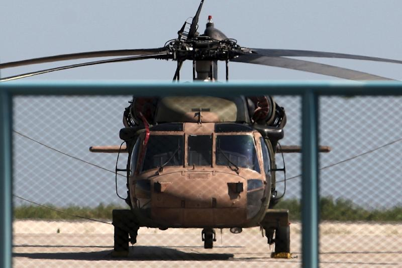 The Turkish military helicopter landed in the Greek city of Alexandroupoli hours after the failed coup on July 15 2016