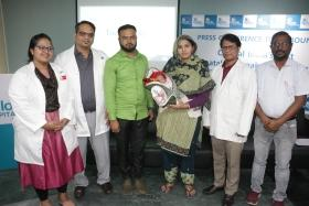 Indore: Complex surgery helps baby survive rare cardiac disease