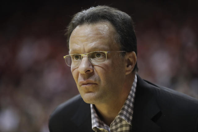 Tom Crean would be a logical interim choice for Louisville as it seeks to navigate its latest scandal. (AP)