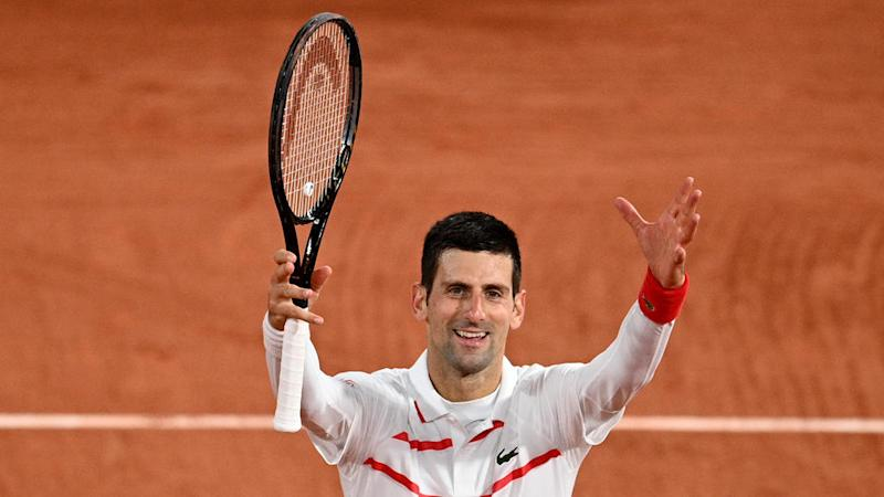 Djokovic marches into French Open last eight for 11th year on the trot