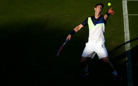 <span>Murray returned – though not to normal service – in June before ending his season in September</span> <span>Credit: Getty Images  </span>