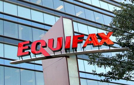 FILE PHOTO: Credit reporting company Equifax Inc. offices in Atlanta