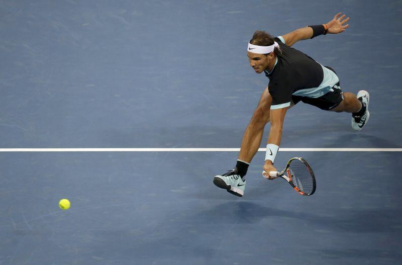 Nadal meets the 'new Nick' Kyrgios in fourth-round blockbuster