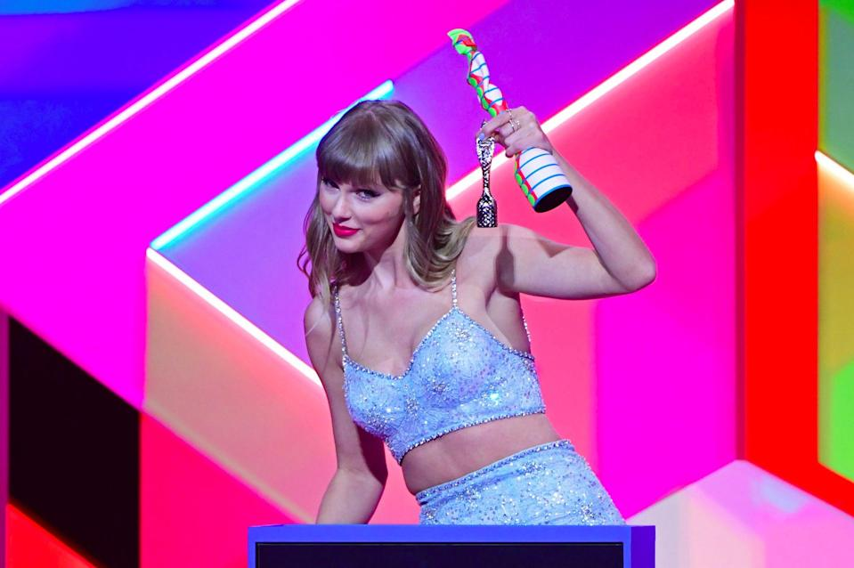 <p>The songwriter-producer's credits include Taylor Swift's<em>Me!</em></p> (PA)