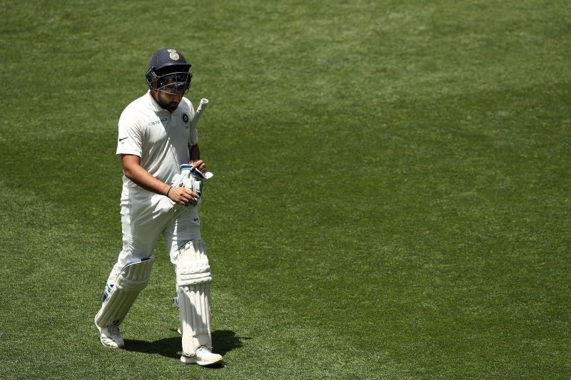 Rohit Sharma is nursing a calf injury and has been ruled out of the ODI and Test series in New Zealand