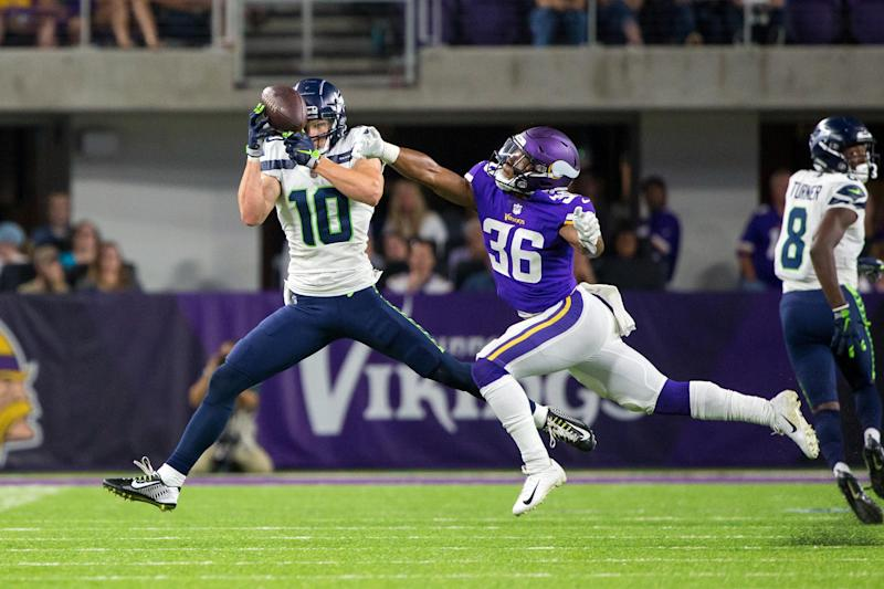 Packers signing former Seahawks WR Caleb Scott to practice squad