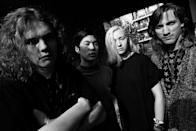 """<p>Chicago-based band Smashing Pumpkins gained their popularity in the early 90s with the hit """"Today,"""" but their career skyrocketed with their album <em>Mellon Collie and the Infinite Sadness</em>, which had singles like """"Bullet with Butterfly Wings"""" and """"Tonight, Tonight,"""" and """"1979."""" </p>"""