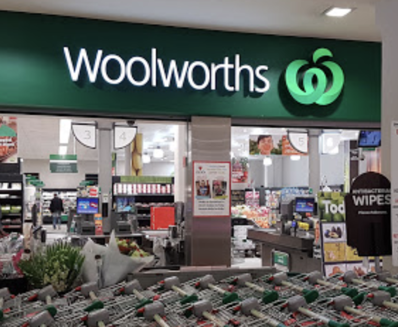 Woolworths said the 24/7 clearance would benefit staff and shoppers, but had not yet changed its trading hours. Source: Google Maps