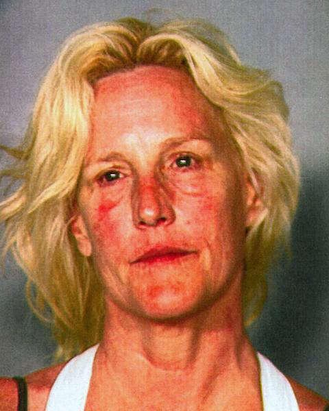 This Clark County Dentention Center booking photo shows environmental activist Erin Brockovich, 52, who was arrested late Friday June 7, 2013 on suspicion of boating while intoxicated at Lake Mead near Las Vegas. The district attorney in Las Vegas said Tuesday, June 11, 2013, Brockovich will face a misdemeanor charge of operating a boat while intoxicated following her arrest at Lake Mead. (AP Photo/Clark County Detention Center)