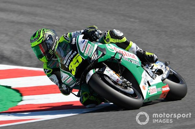 "Cal Crutchlow, Team LCR Honda <span class=""copyright"">Gold and Goose / Motorsport Images</span>"