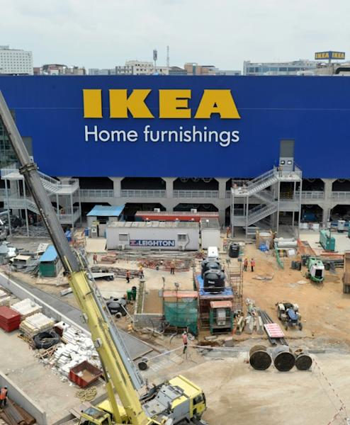 At 37,160 square metres the Hyderabad store will be comparable in size to an average Indian shopping mall